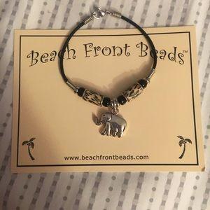 Jewelry - Elephant charm bracelet